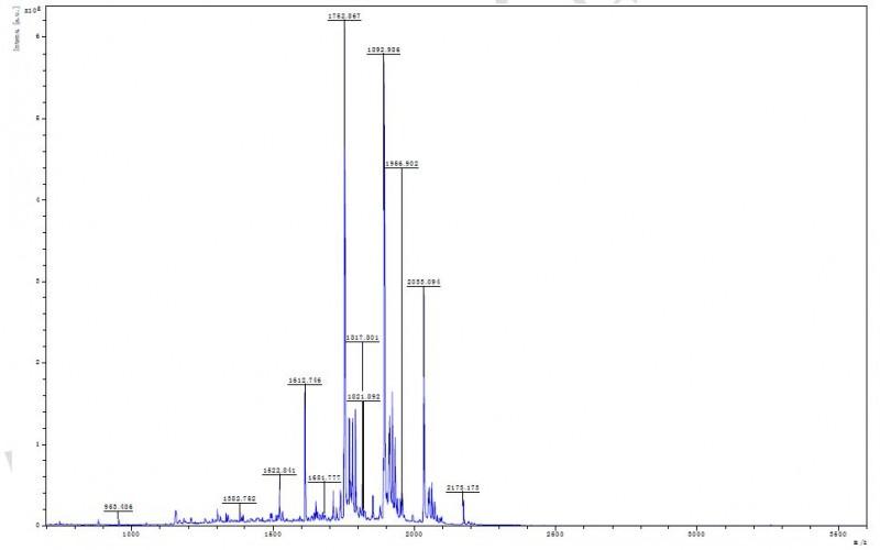 多组分质谱